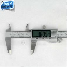 6 Inch Digital LCD Vernier Dial/Depth Caliper Tool Micro Meter Gauge Electronic Metal