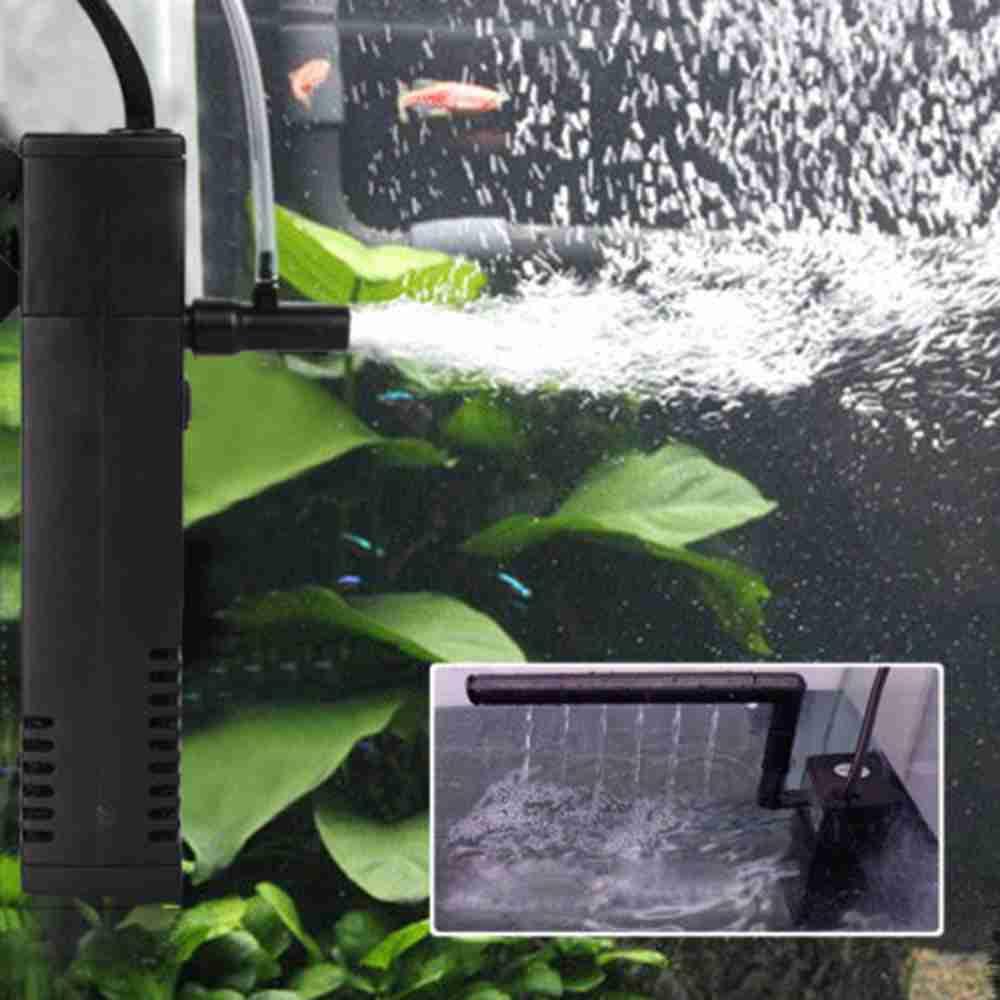 200l h 3w aquarium internal filter for fish tank for Aquarium 200l