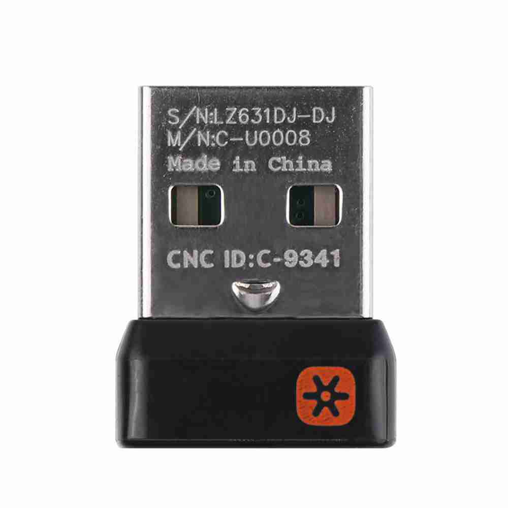 Replacement Unifying Receiver for Logitech Performance Mouse MX HS